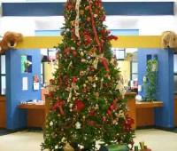 Ideas para decorar arbol navideño con peluches