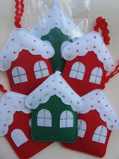 Moldes de muñecos navideños en fieltro03
