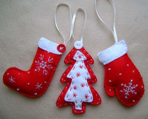Moldes gratis de figuras navideñas en fieltro02