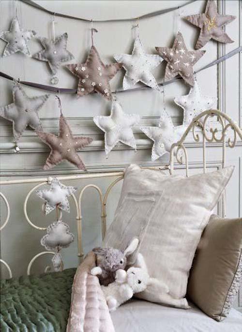 Moldes para hacer estrellas navideñas de tela gratis06