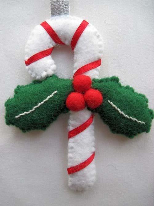 Moldes para hacer figuras navideñas de fieltro02