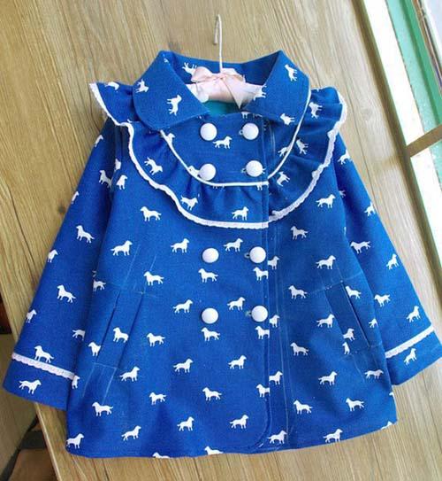 Moldes para hacer un abrigo para niñas06