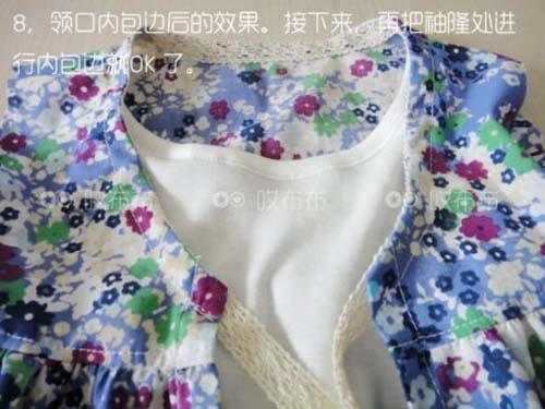 Patron para hacer una blusa para niña gratis03