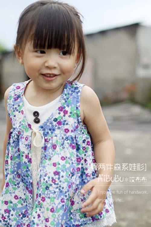 Patron para hacer una blusa para niña gratis04
