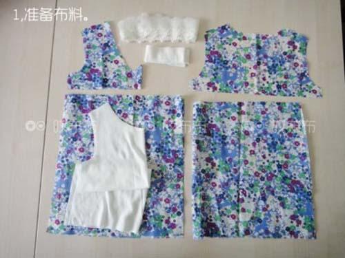 Patron para hacer una blusa para niña gratis05