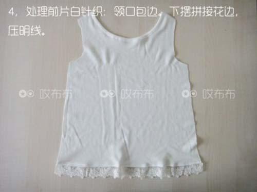 Patron para hacer una blusa para niña gratis07