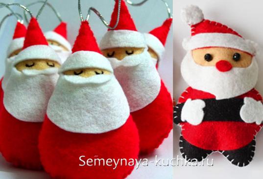 Santa navideño05