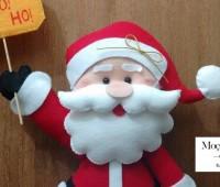Patrones y Moldes de Santa Papa Noel