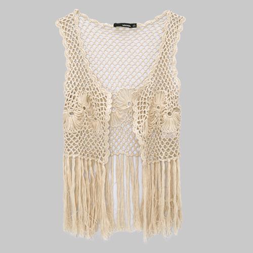 Chalecos tejidos a crochet para mujer02