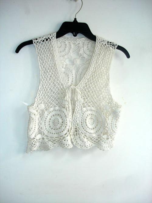 Chalecos tejidos a crochet para mujer03