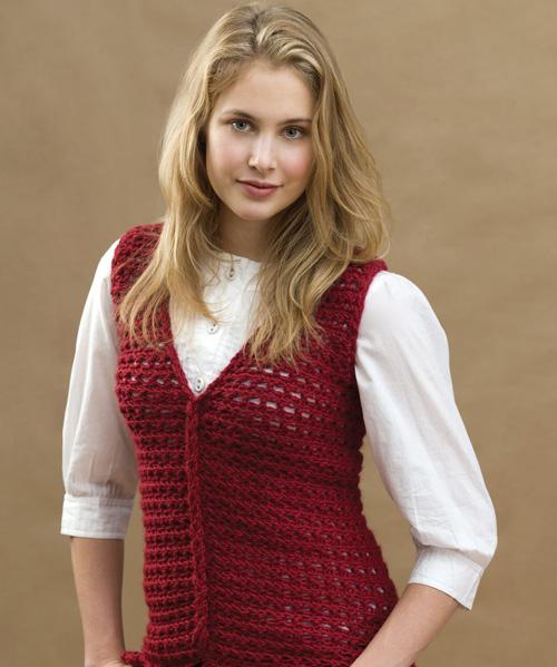 Chalecos tejidos a crochet para mujer04