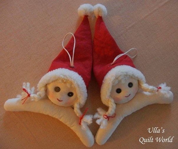 Como decorar toallas de baño para navidad05