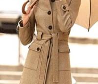 Como hacer un abrigo para dama paso a paso