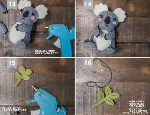 Como hacer un koala de fieltro paso a paso07
