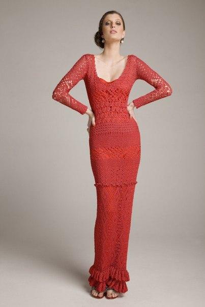 Como hacer un maxi vestido tejido a crochet05