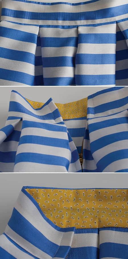 Como hacer una falda plisada con patrones01