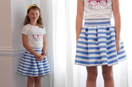 Como hacer una falda plisada con patrones02