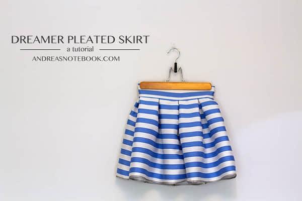 Como hacer una falda plisada con patrones04