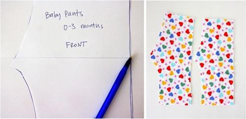Como sacar el patron para pantalones para niños (4)