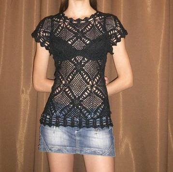 Como tejer una blusa a crochet para dama2