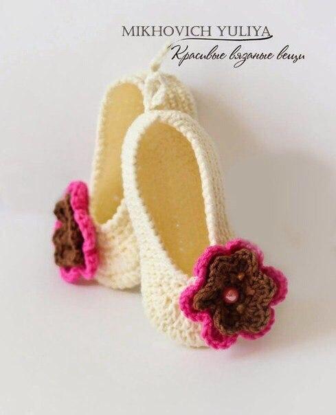 Como tejer zapatos para bebes y niñas a crochet01