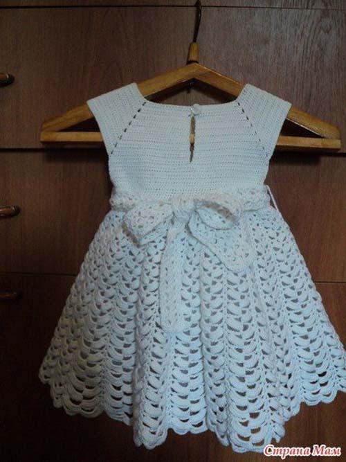 Esquema para hacer un vestido para niñas a crochet04