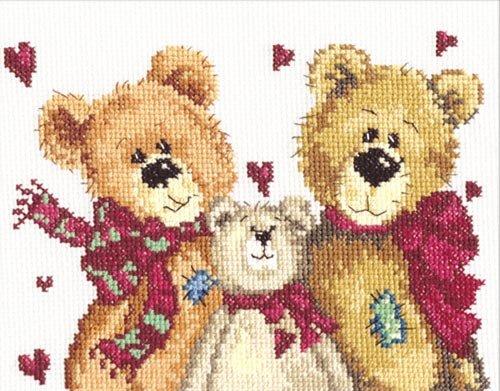 Graficos de osos en punto de cruz03