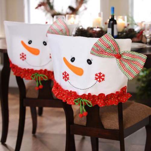Ideas para hacer cubresillas navide os en fieltro y tela - Ideas para hacer manteles ...