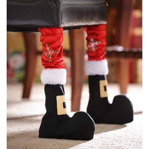 Ideas para hacer cubresillas navideños en fieltro y tela04