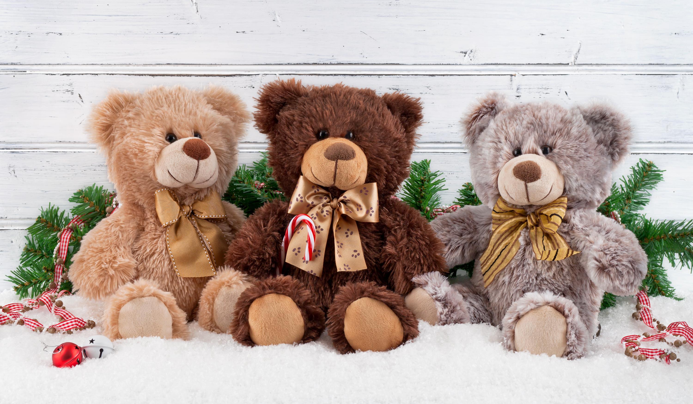 Moldes gratis de peluches navideños en fieltro y tela