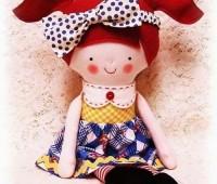 Moldes gratis para hacer muñecas de fieltro