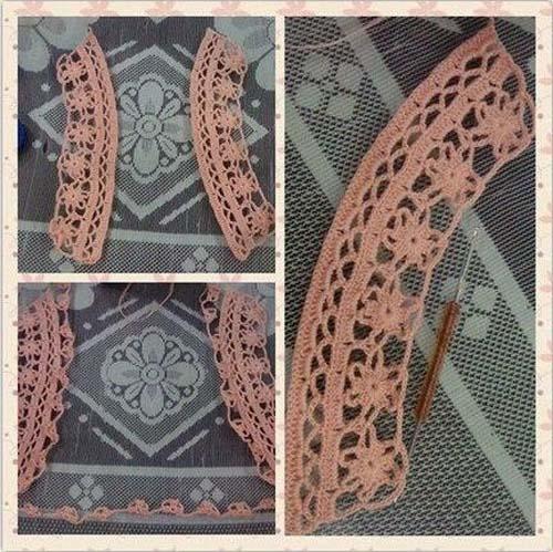Moldes para tejer una tunica a crochet para niñas02