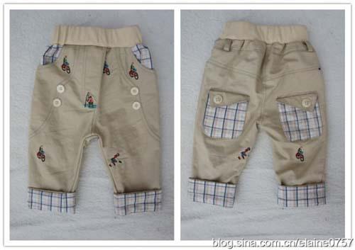 Patron para hacer un pantalon para bebe04