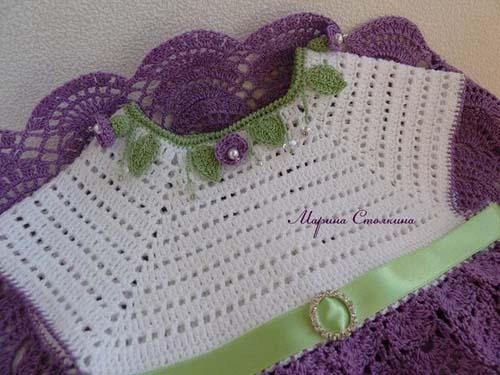 Patron para hacer un vestido bonito a crochet02