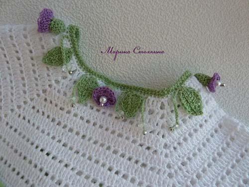 Patron para hacer un vestido bonito a crochet09