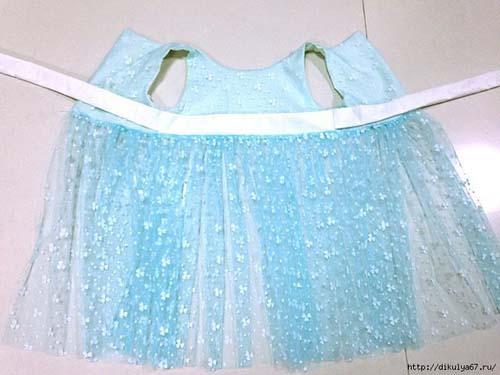 Patron para hacer un vestido de princesa02