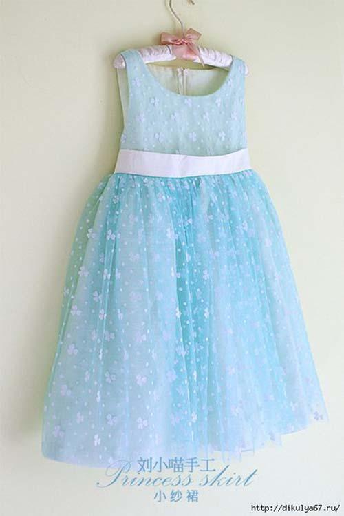 Patron para hacer un vestido de princesa05