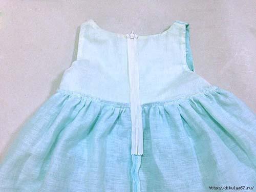 Patron para hacer un vestido de princesa07