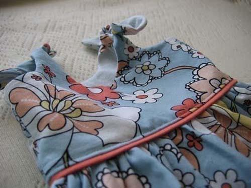 Patron para hacer un vestido hermoso para niñas09