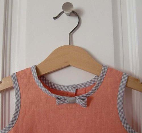 Patron para hacer un vestido para niñas01