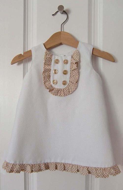 Patron para hacer un vestido para niñas02