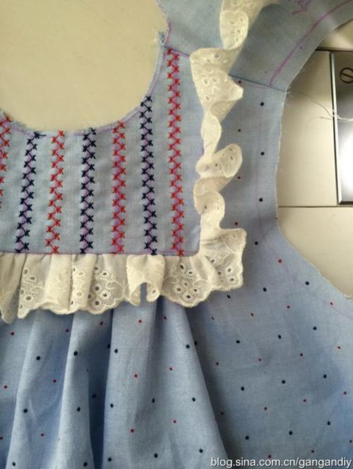 Patron para hacer una blusa para niñas06