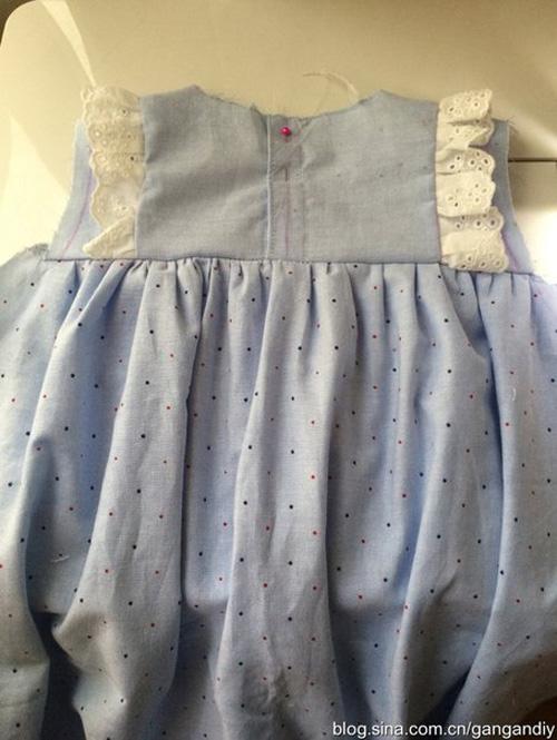 Patron para hacer una blusa para niñas08