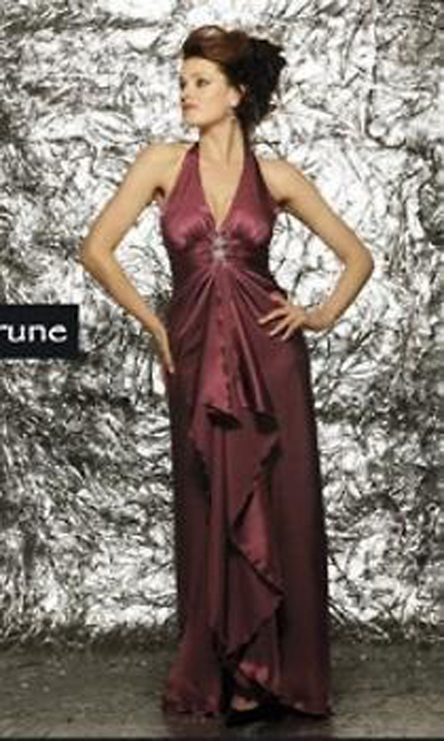 Patrones gratis para vestidos elegantes para navidad01