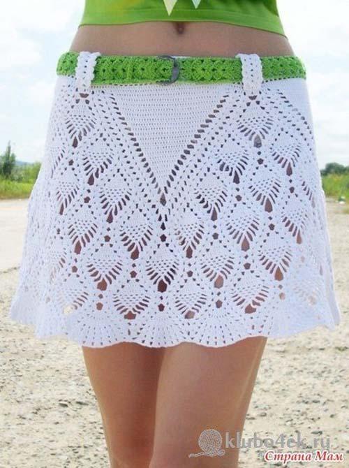 Patrones para hacer faldas tejidas a crochet07