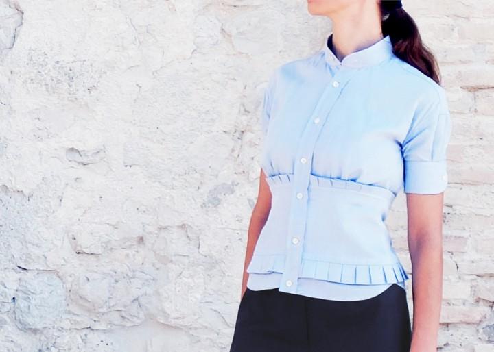 camisas para dama modelos11