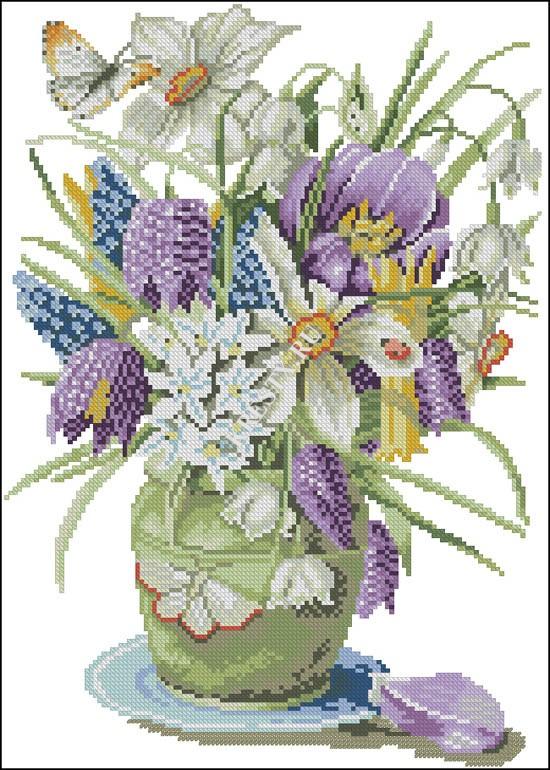 flores en punto de cruz (10)
