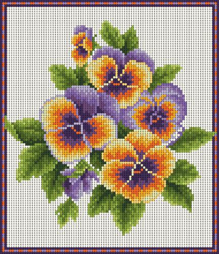 flores en punto de cruz (9)