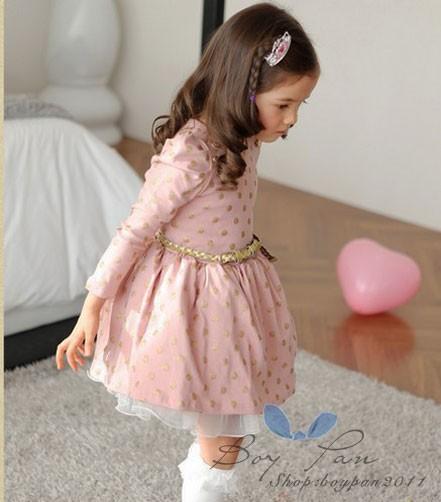 vestidos con tablones niña (2)