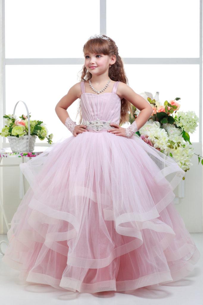 Como hacer vestidos elegantes para niñas